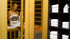 Infrared Sauna Photo