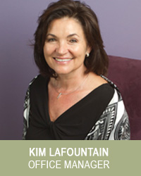 Kim LaFountain, Office Manager